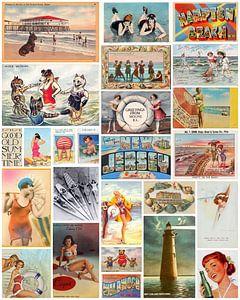 Vintage Summer Time von Bright Designs