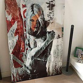 Kundenfoto: Brigitte Bardot Just Sexy - Modern Art by Epson Digigraphie von Felix von Altersheim