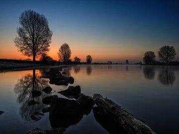 Early morning light van Lex Schulte