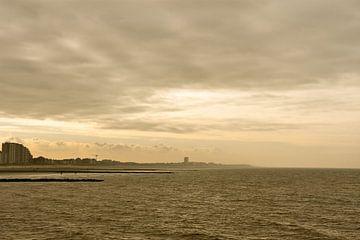 Zee Nieuwpoort von Stef De Vos