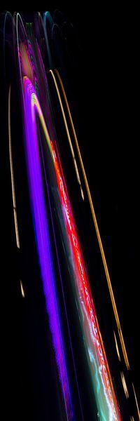 Lichtsporen van Vione van Leeuwen