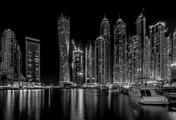 Yachthafen Dubai von Sjoerd Van der Pluijm