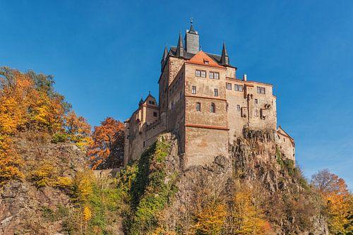 Burg Kriebstein von