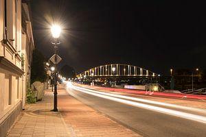 Nachtfotografie aan de IJssel bij Deventer
