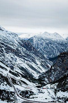 Bergweg van Max Kooijmans