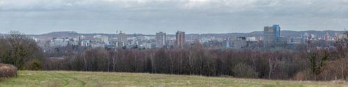 Panorama de l'horizon Heerlen sur John Kreukniet