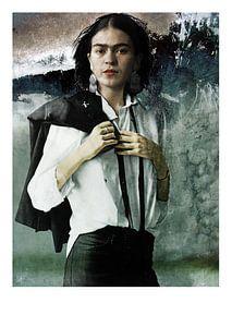 Frida Kahlo 01 van