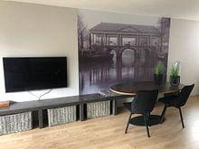 Photo de nos clients: Die Koornbrug in Leiden sur Martijn van der Nat, sur fond d'écran