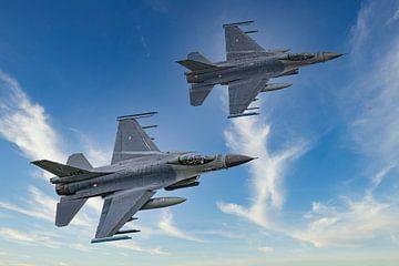 F-16 Fighting Falcon sur Gert Hilbink