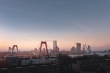 Willemsbrug, Rotterdam van