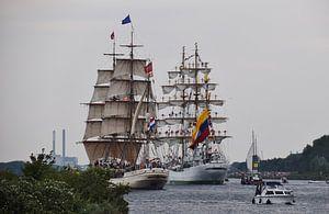 Sail 2015 van