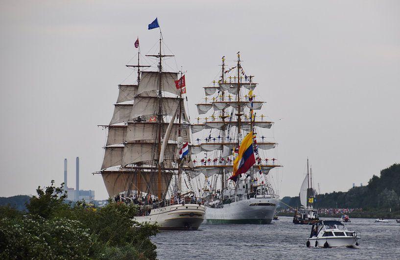 Sail 2015 von Susan Dekker