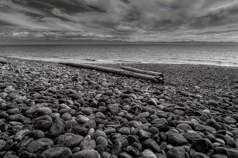 Sandcut Beach - Vancouvereiland van Joris Pannemans - Loris Photography