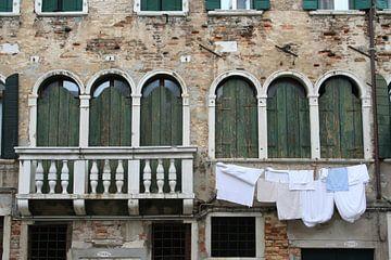 Ramen met was in Venetië van Anouk Davidse