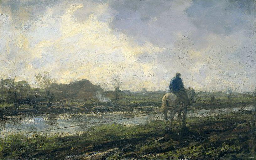 Jaagpad, Jacob Maris von Meesterlijcke Meesters