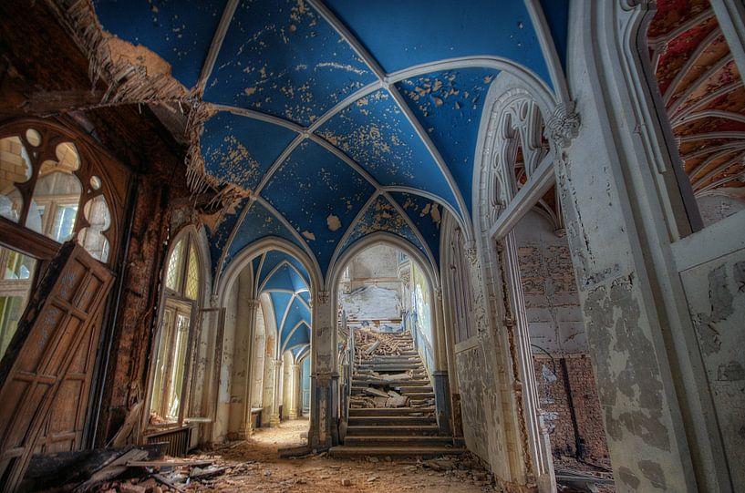 Urbex - Chateau de noisy van Angelique Brunas