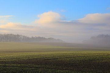 Nebel und Wolken von Bernhard Kaiser
