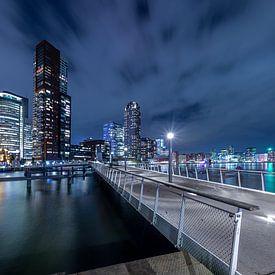 Rotterdam - Kop van Zuid - Rijnhavenbrug - Hoerenloper van Fotografie Ploeg