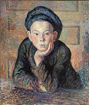 Porträt eines Jungen, Maximilien Luce