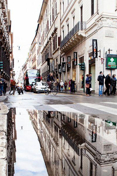 Reflecties in Rome van Pieter Wolthoorn