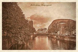 Oude ansichten: Rotterdam Steigergracht van
