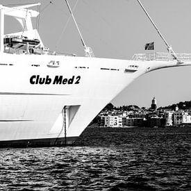 Club Med Saint-Tropez van Tom Vandenhende