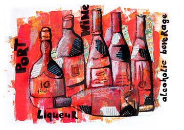 alcoholische drank von Ariadna de Raadt