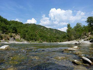 Spaanse rivier van Piet van Winkel
