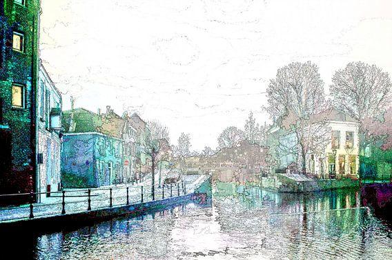 Sluiskom Schiedam