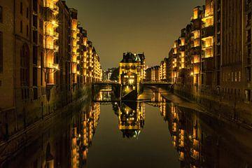 Water Castle von Sven Frech