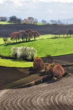 Hügelland von peter reinders