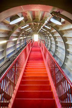 Tunnel zum Licht von Mark Bolijn