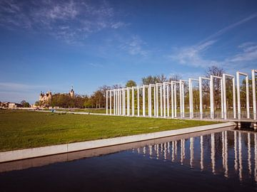 Parkanlage von Schwerin in Mecklenburg-Vorpommern von Animaflora PicsStock