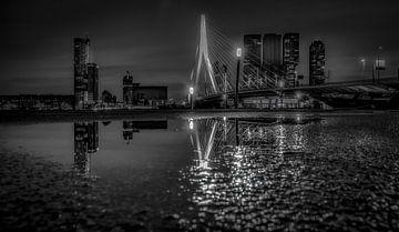 Rotterdam Reflections van Mario Calma