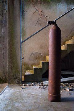 Verlaten plek von Anne Reitsma