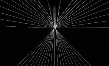 Brug Detail Calatrava Brug van Mario Calma