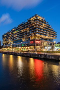 Fenix Docks Katendrecht Rotterdam van Jeroen Kleiberg