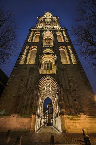 Dom Utrecht Lichttoren von Joris van Kesteren