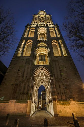 Dom Utrecht Lichttoren van