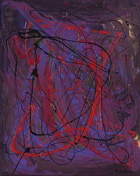 66 Vortex 13 The Concept Of A Magic Impression I von ANTONIA PIA GORDON