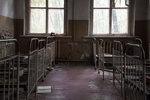 Pripyat kindergarten