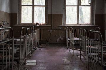Pripyat kindergarten von Tim Vlielander