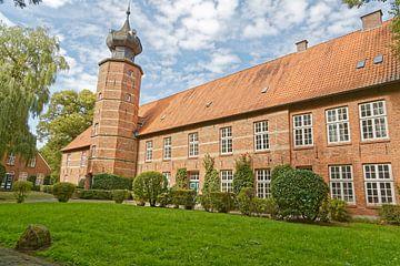 Kasteel Kniphausen in Wilhelmshaven van Rolf Pötsch