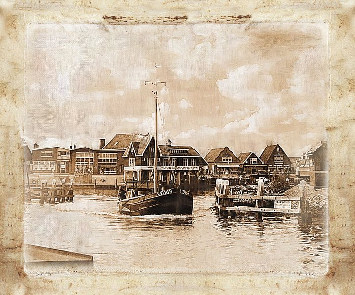 VD 168 vaart uit van Dutch Art