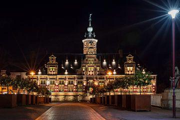Middelburg, de Kloveniersdoelen van Jan van der Laan