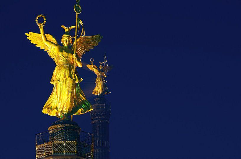 Colonne de la Victoire à Berlin sur Frank Herrmann