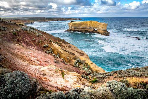 12 Apostelen, Grote oceaan, Great Ocean Road, Australië