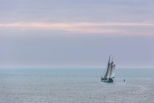 Zeilen op de Waddenzee von Jurjen Veerman