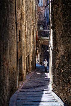 Steeg in Perugia van Rob Boon