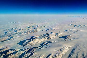 De uitgestrektheid van Groenland van Denis Feiner